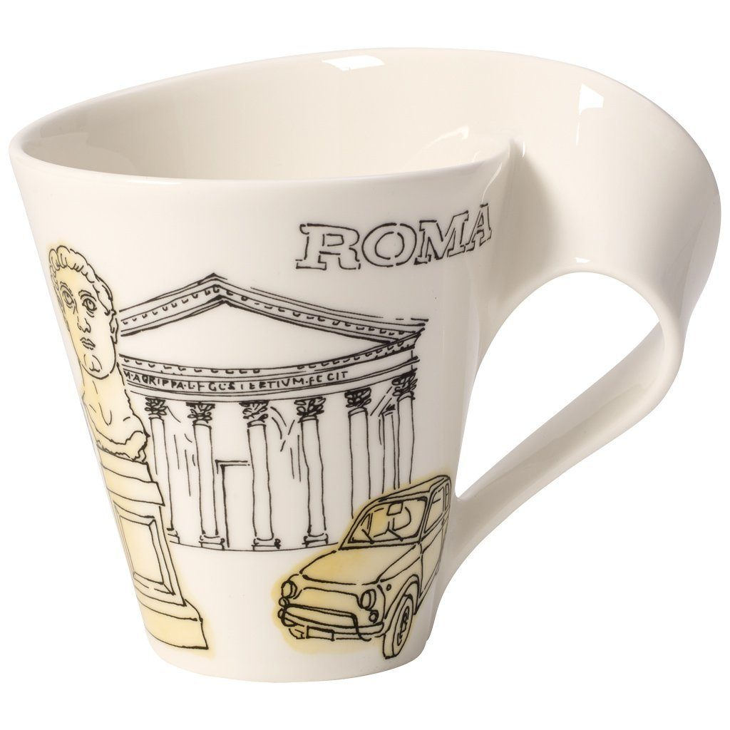 Villeroy & Boch Becher mit Henkel Rome »Cities of the World«