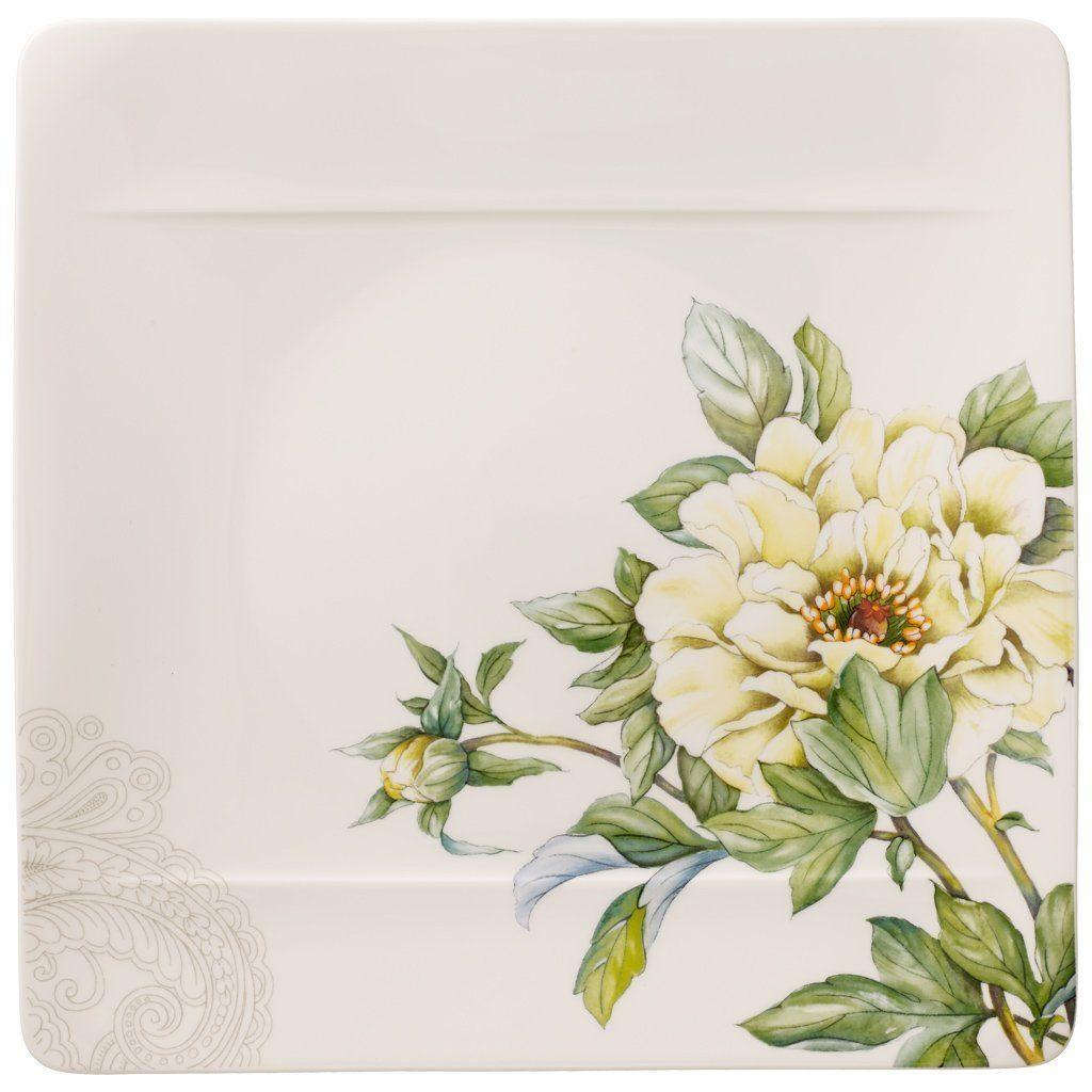 VILLEROY & BOCH Speiseteller Motiv E 27x27cm »Quinsai Garden«