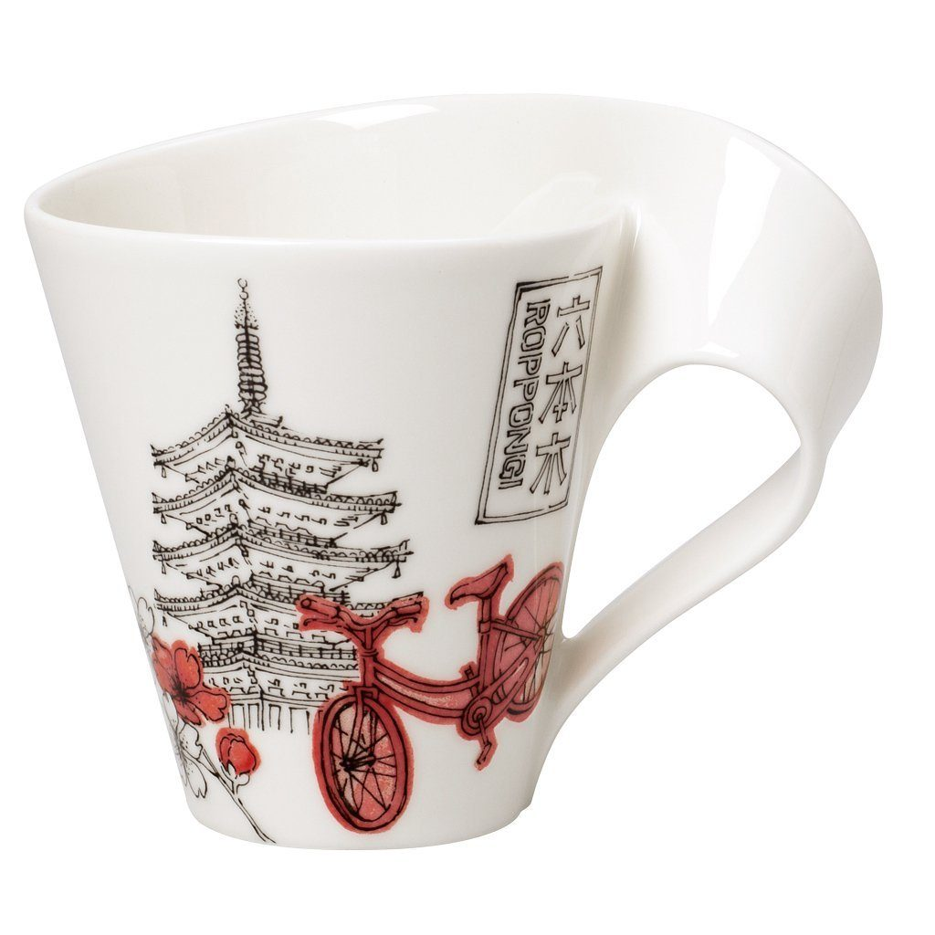 Villeroy & Boch Becher mit Henkel Tokyo »Cities of the World«