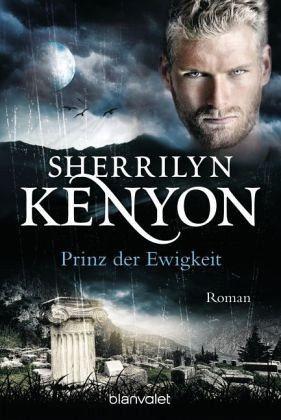 Broschiertes Buch »Prinz der Ewigkeit / Dark Hunter Bd.15«