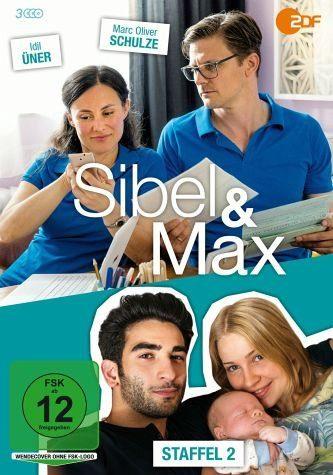 DVD »Sibel & Max - Staffel 2 (3 Discs)«