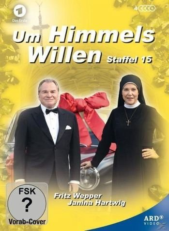 DVD »Um Himmels Willen - Staffel 15«