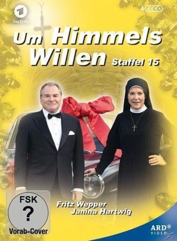 DVD »Um Himmels Willen - Staffel 15 DVD-Box«
