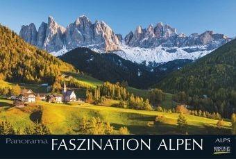 Kalender »Faszination Alpen 2017 PhotoArt Panorama Kalender«