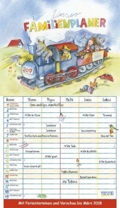 Kalender »Unser Familienplaner 2017«
