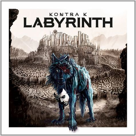 Audio CD »Kontra K: Labyrinth«