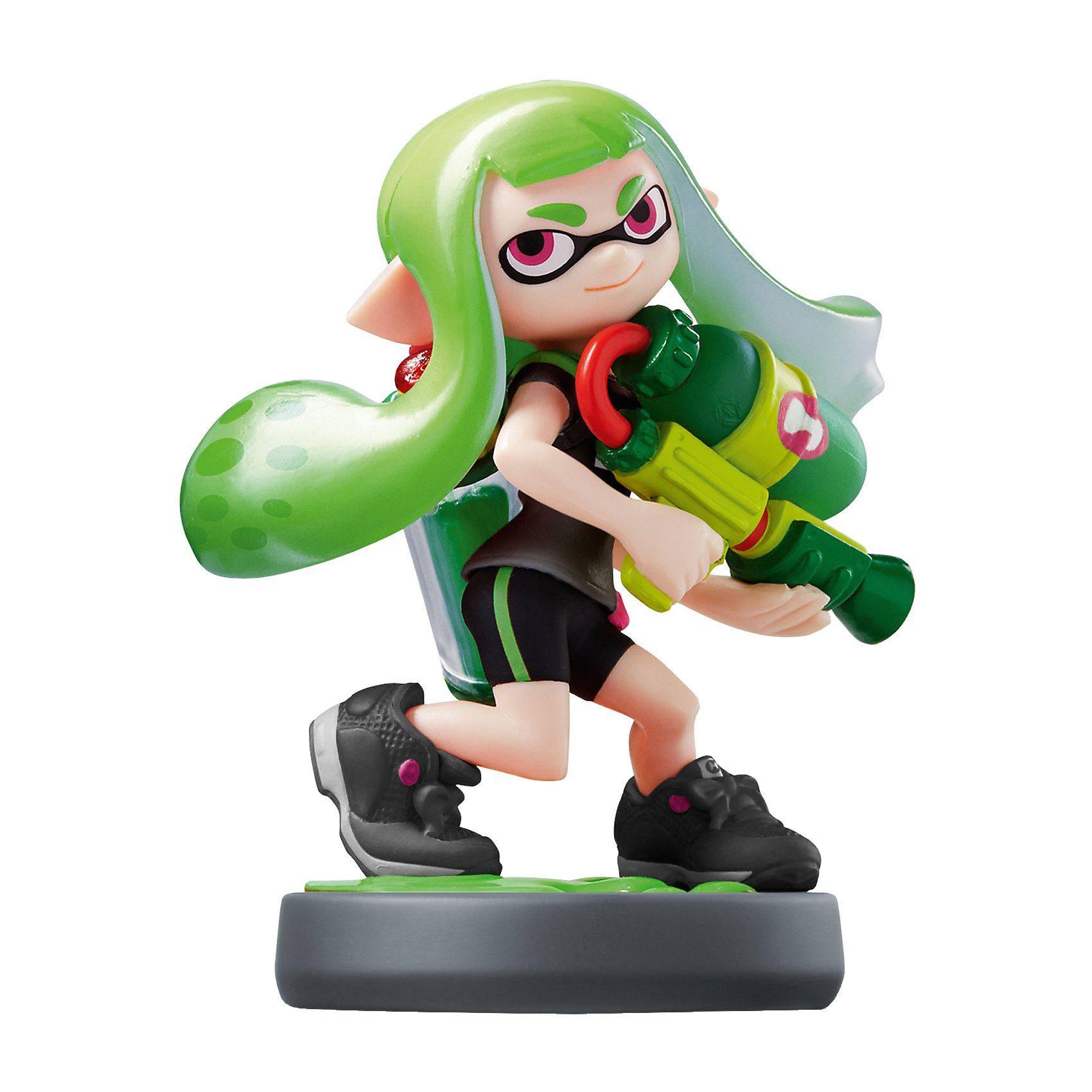 Nintendo amiibo Figur Inkling-Mädchen (Splatoon)