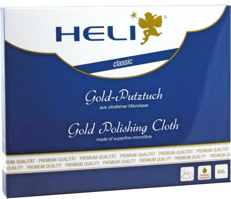 HELI Goldputztuch XXL, »141272«