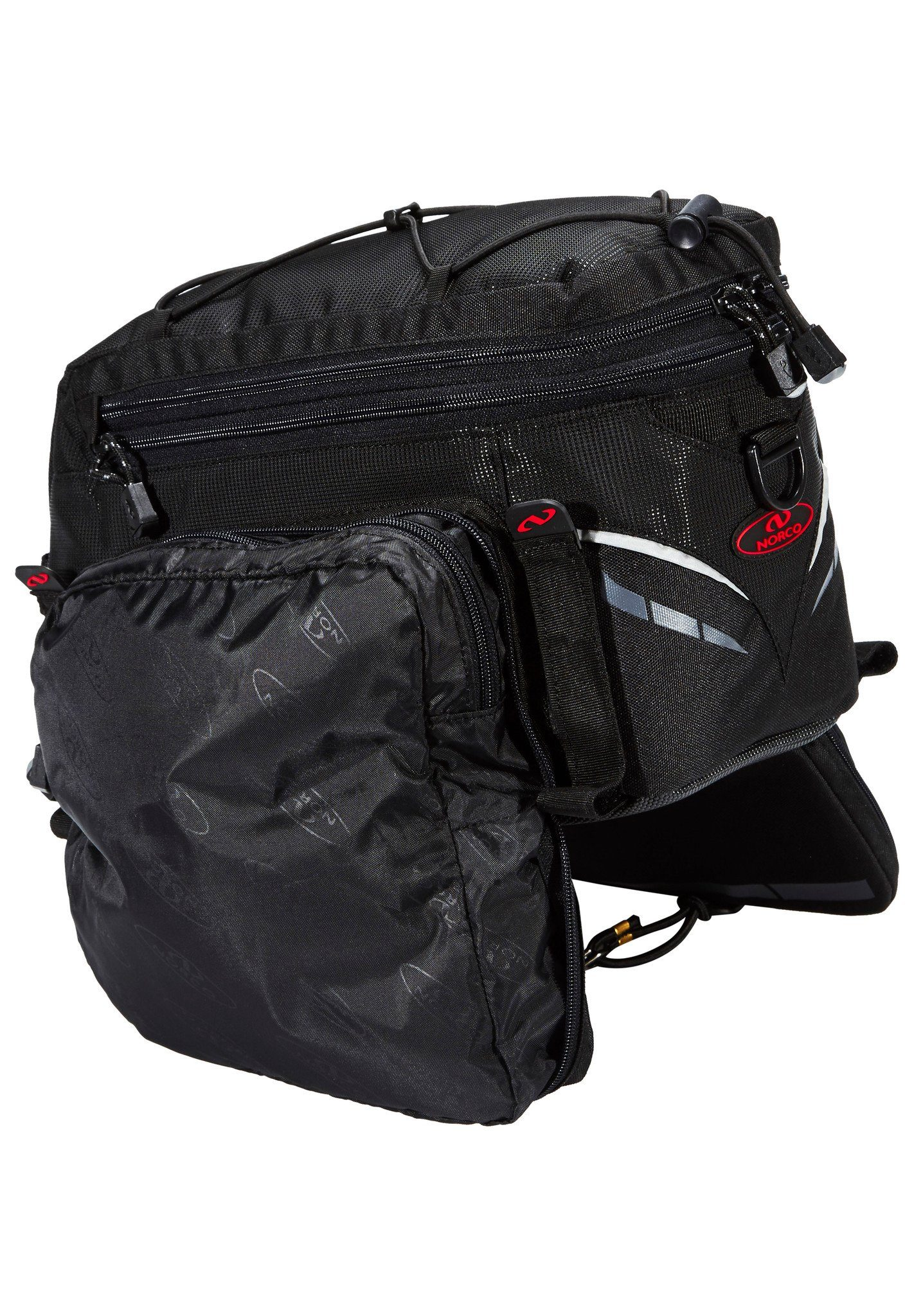 Norco Gepäckträgertasche »Canmore Gepäckträgertasche schwarz«