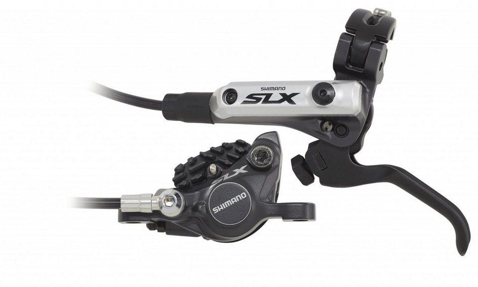 Shimano Scheibenbremse »SLX BR-M675 Scheibenbremse Vorderrad Ice-Tech mit«