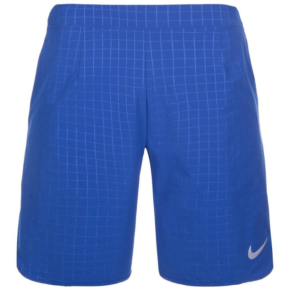NIKE Court Gladiator Premier Tennisshort Herren in blau