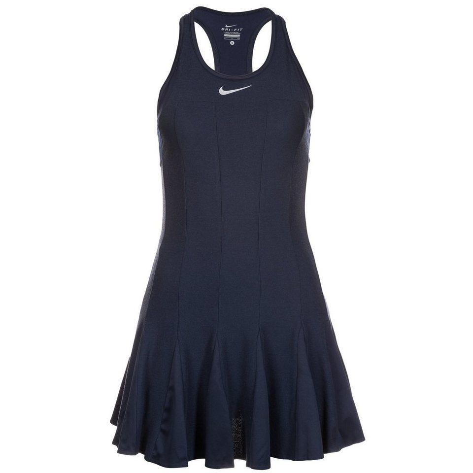 NIKE Premier Maria Tenniskleid Damen in dunkelblau