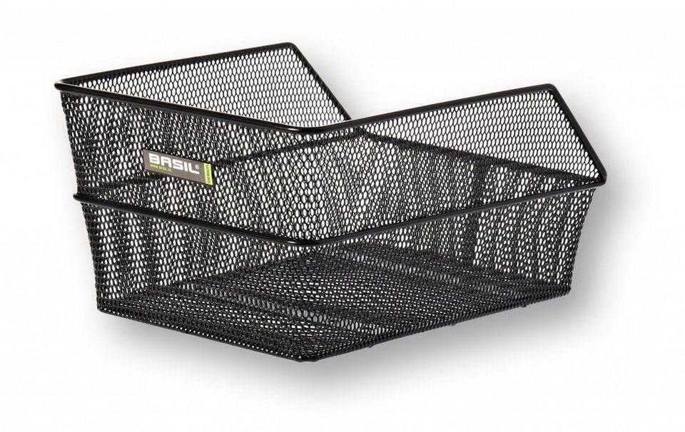 basil fahrradkorb cento taschenkorb engmaschig l ngs s. Black Bedroom Furniture Sets. Home Design Ideas