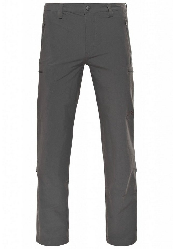 The North Face Outdoorhose »Exploration Pant Men Long« in grau