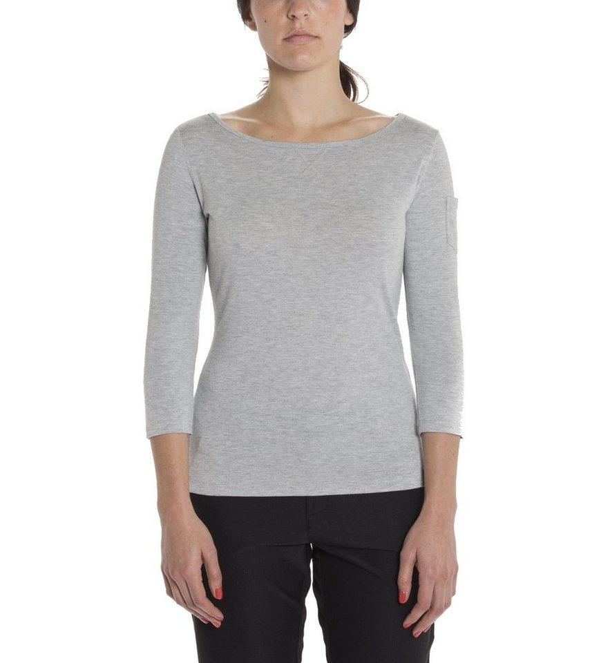 Giro Pullover »Mobility T-Shirt 3/4 Shirt Women« in grau