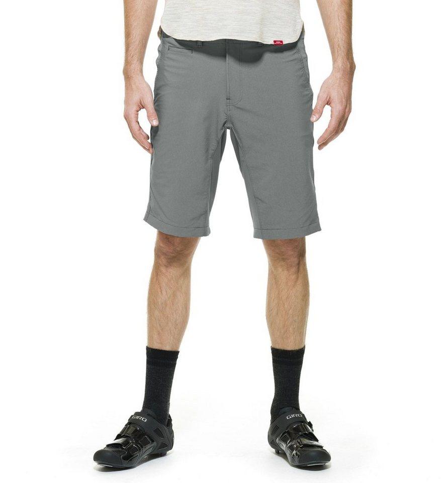 Giro Hose »40 Tech Overshort Men Slim« in grau