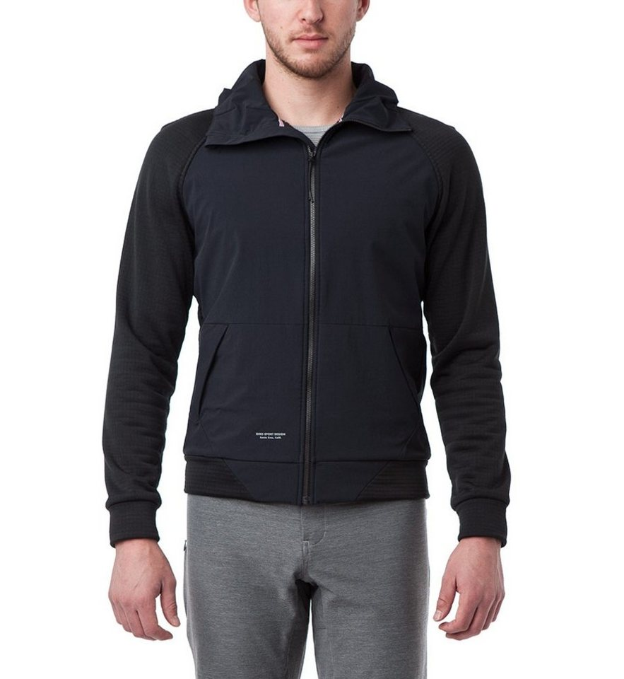 Giro Pullover »Wind Guard Hoodie Men« in schwarz