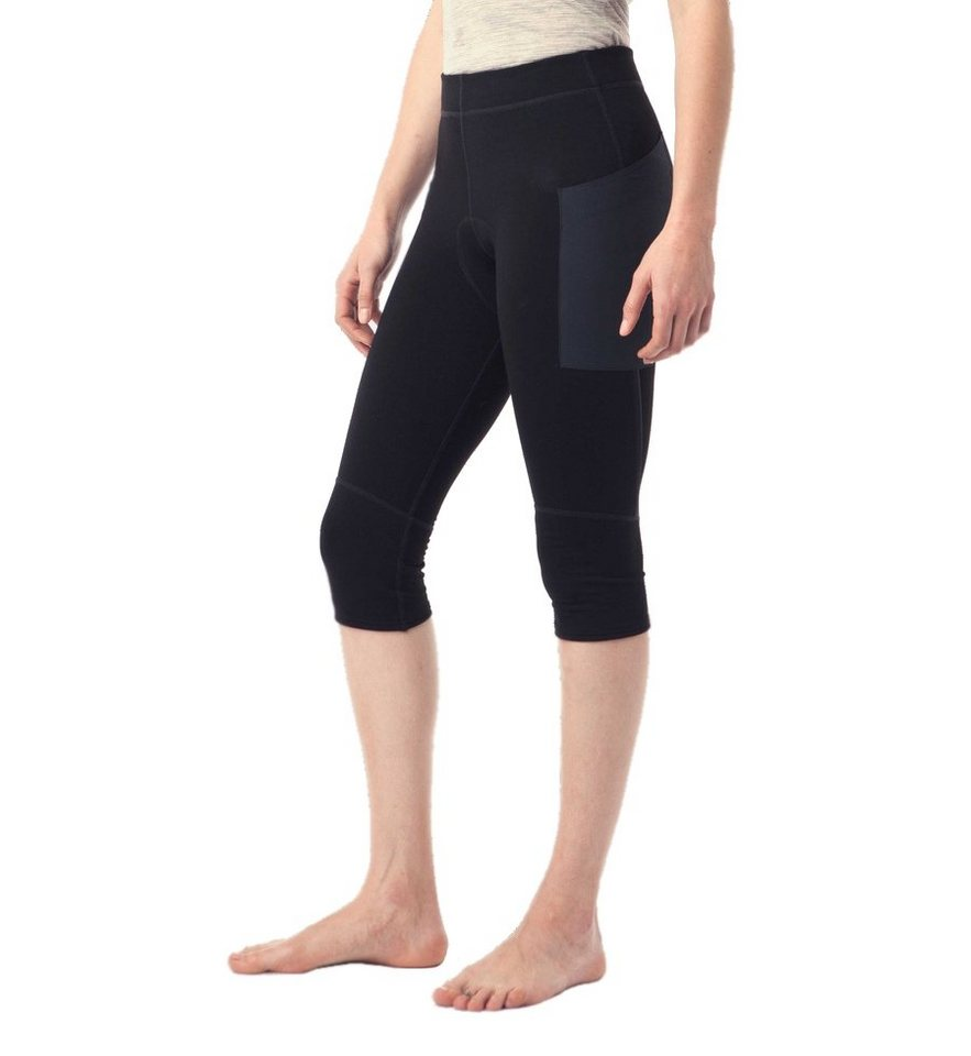 Giro Radhose »Thermal Legging 3/4 Women« in schwarz
