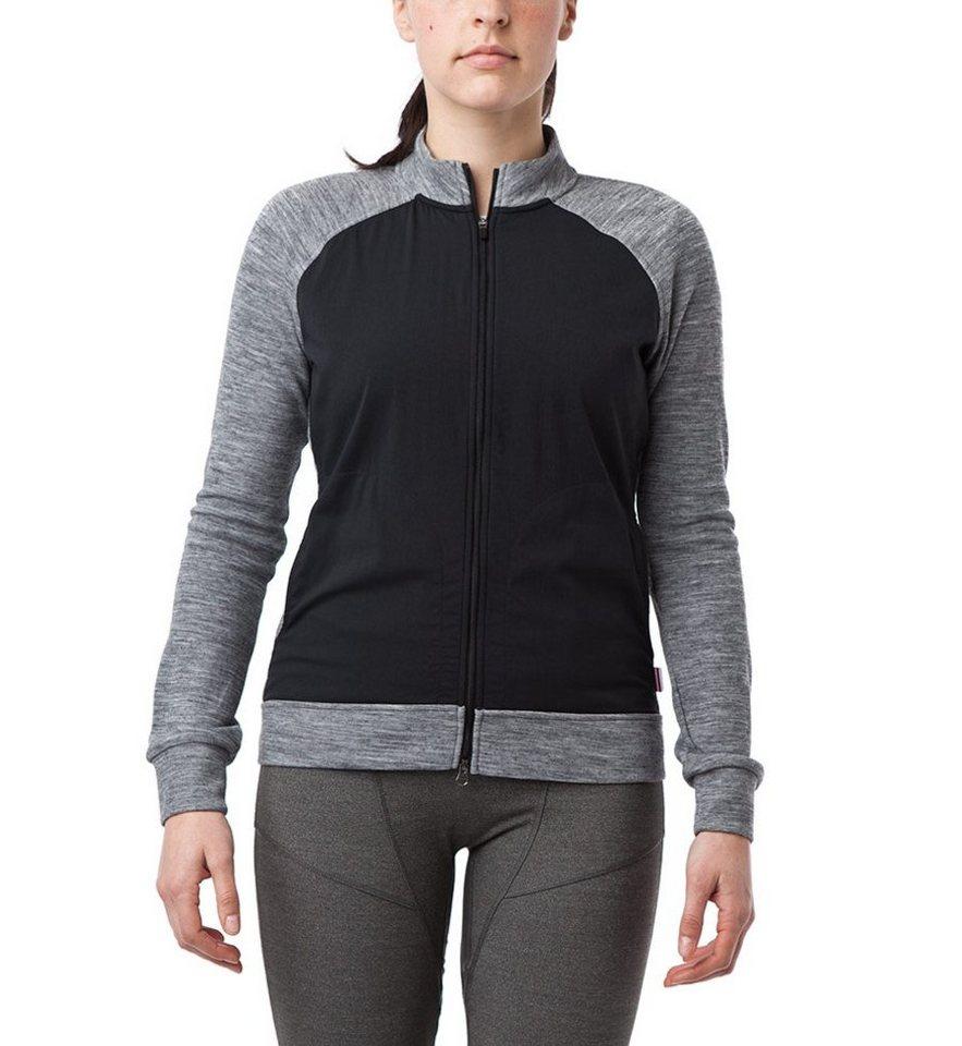 Giro Pullover »Wind Guard Fleece Jacket Women« in schwarz