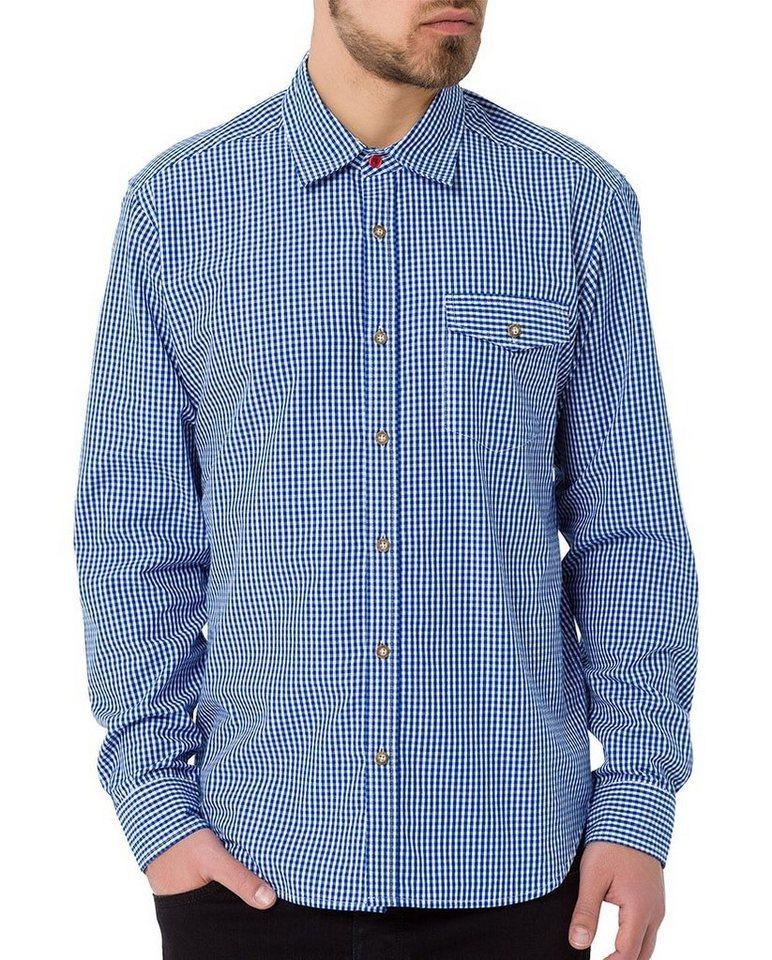 CROSS Jeans ® Hemden in blue