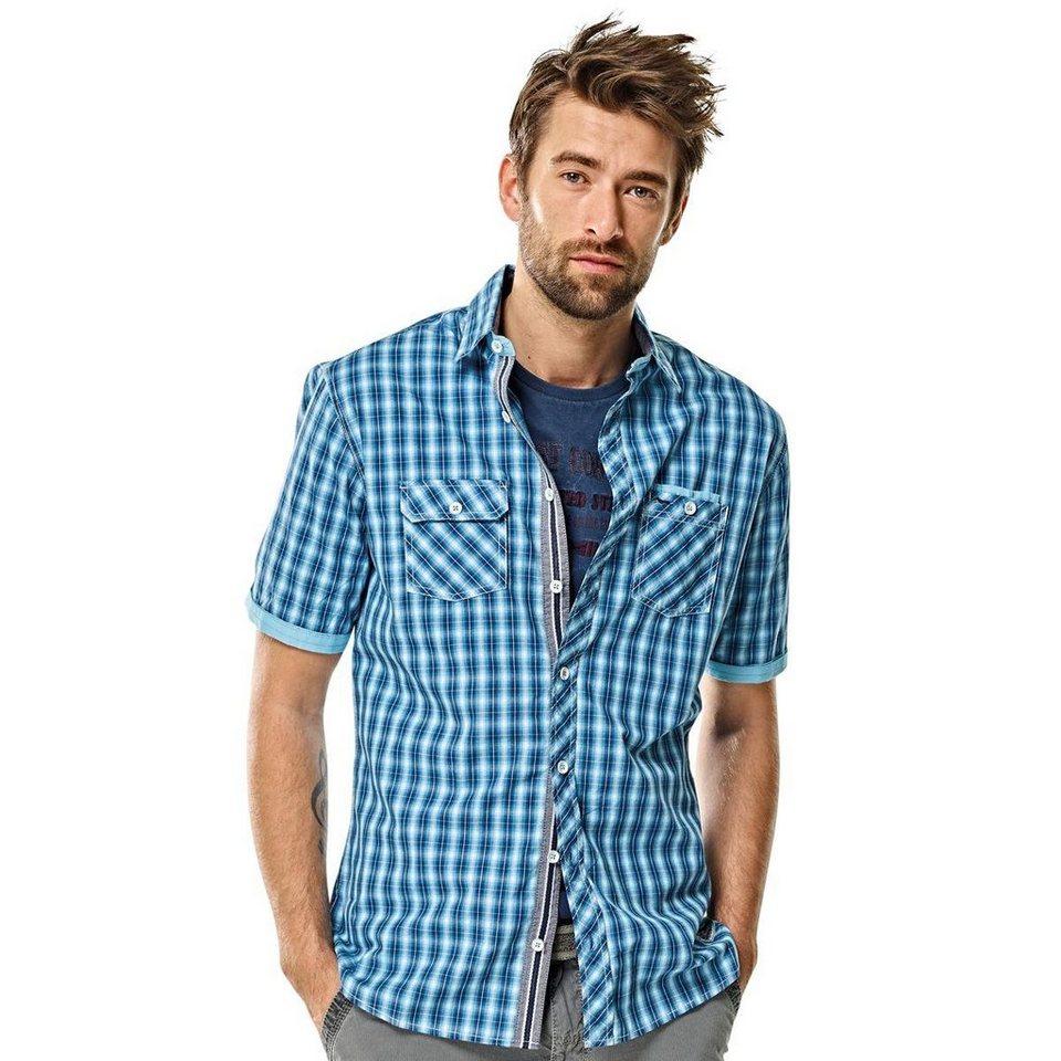 engbers Hemd in Blautürkis