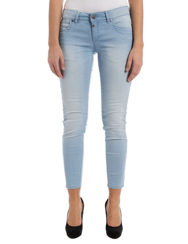 """TIMEZONE Jeans »New AureliaTZ """"3883 heaven blue wash""""« in heaven blue wash"""