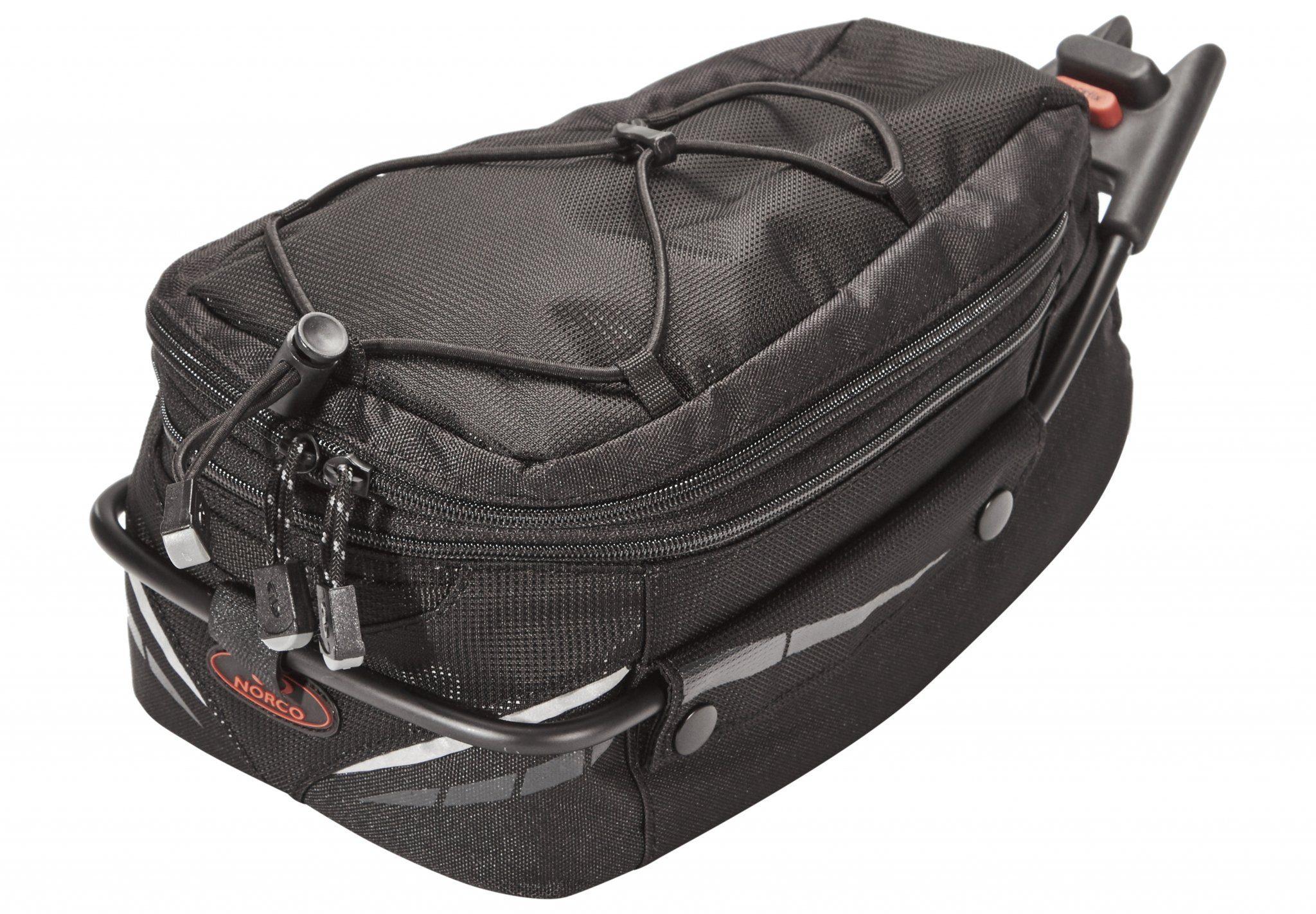 Norco Fahrradtasche »Ontario Sattelstütztasche schwarz«