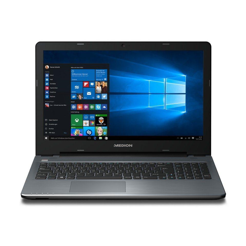 """MEDION® AKOYA® P6659 15,6"""" Notebook MD 99868 »Intel® Core i5, 1TB HDD, 128GB SSD« in Schwarz"""