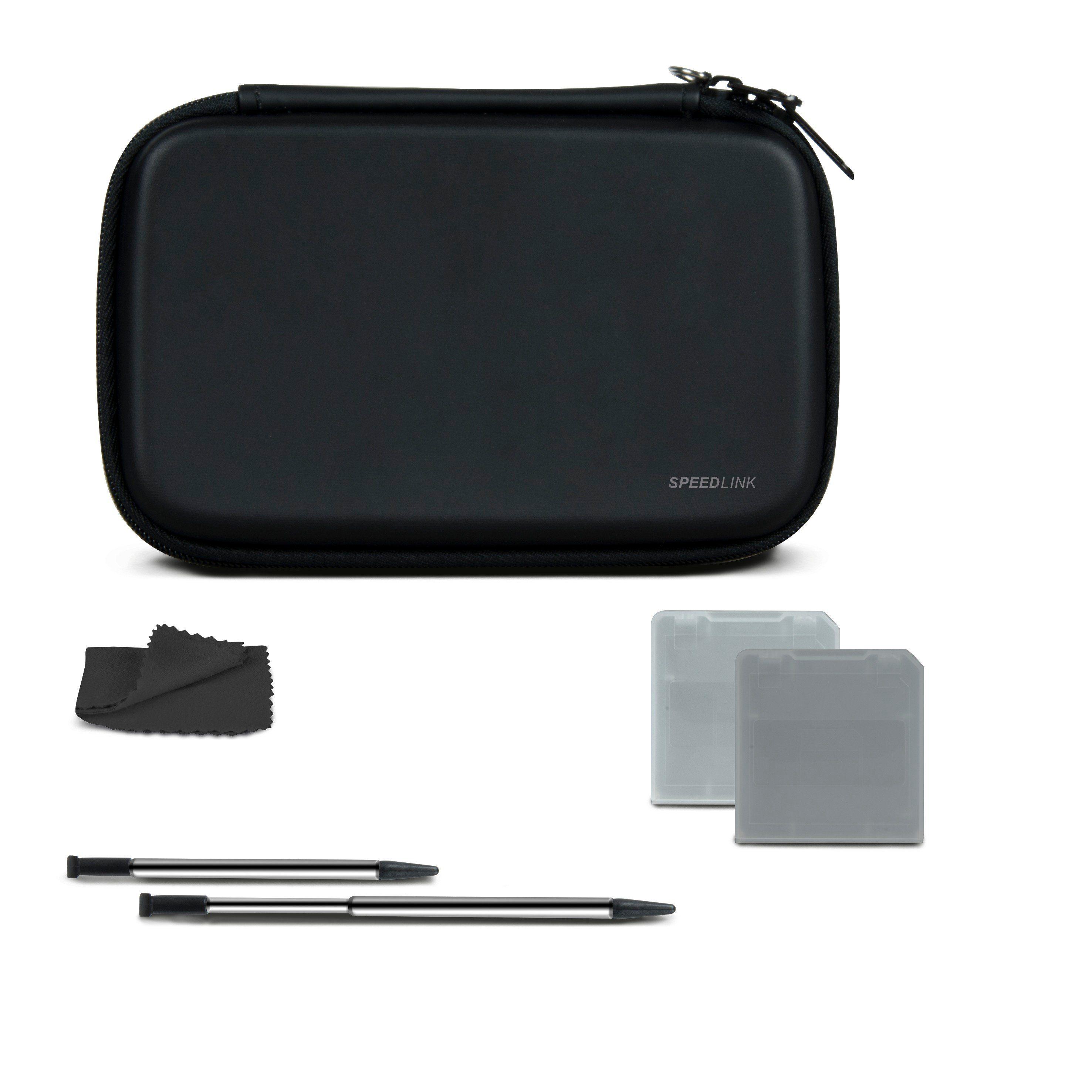 SPEEDLINK 7in1 Zubehörsammlung »7-IN-1 STARTER KIT für NEW 3DS schwarz«