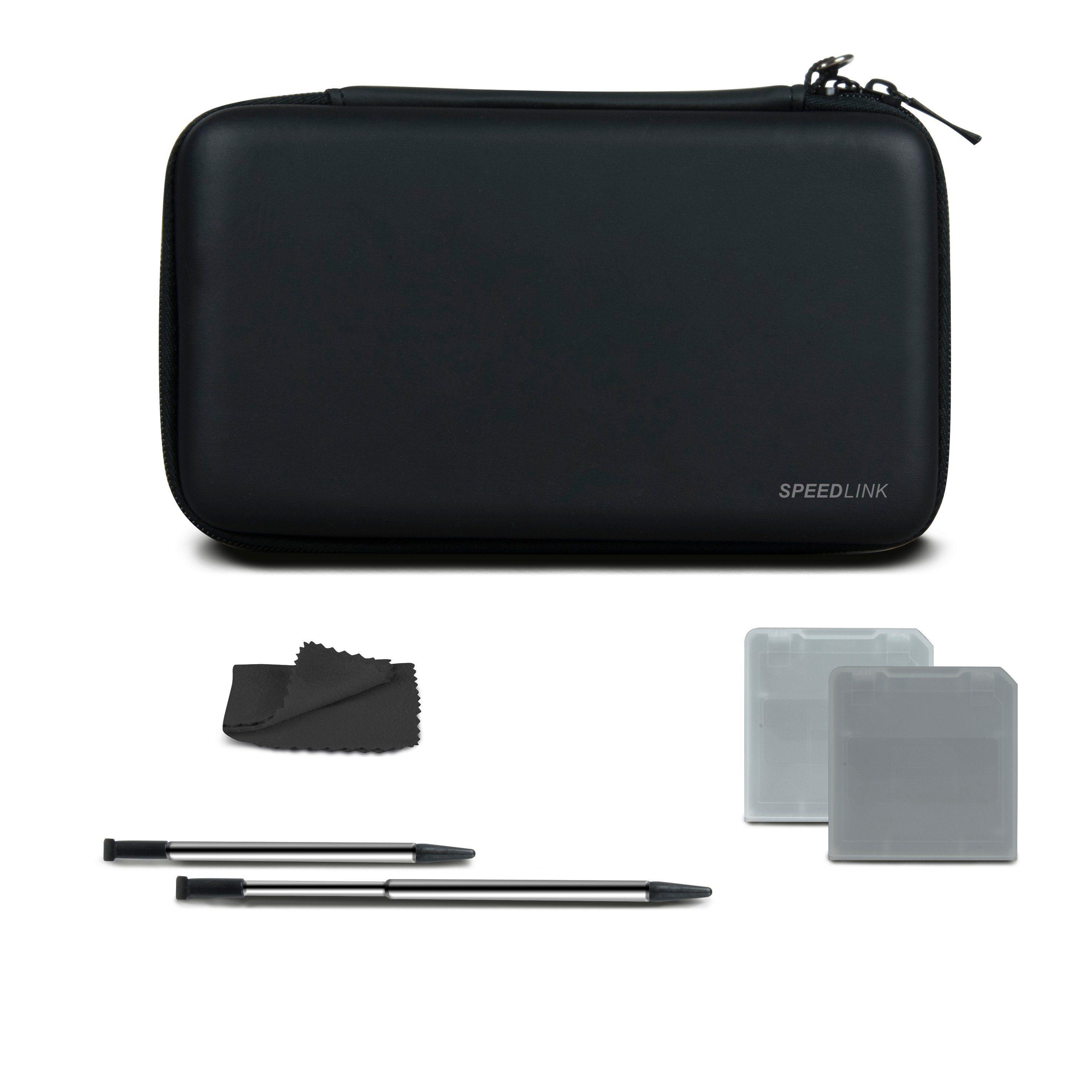 SPEEDLINK 7in1 Zubehörsammlung »7-IN-1 STARTER KIT für NEW 3DS XL schwarz«