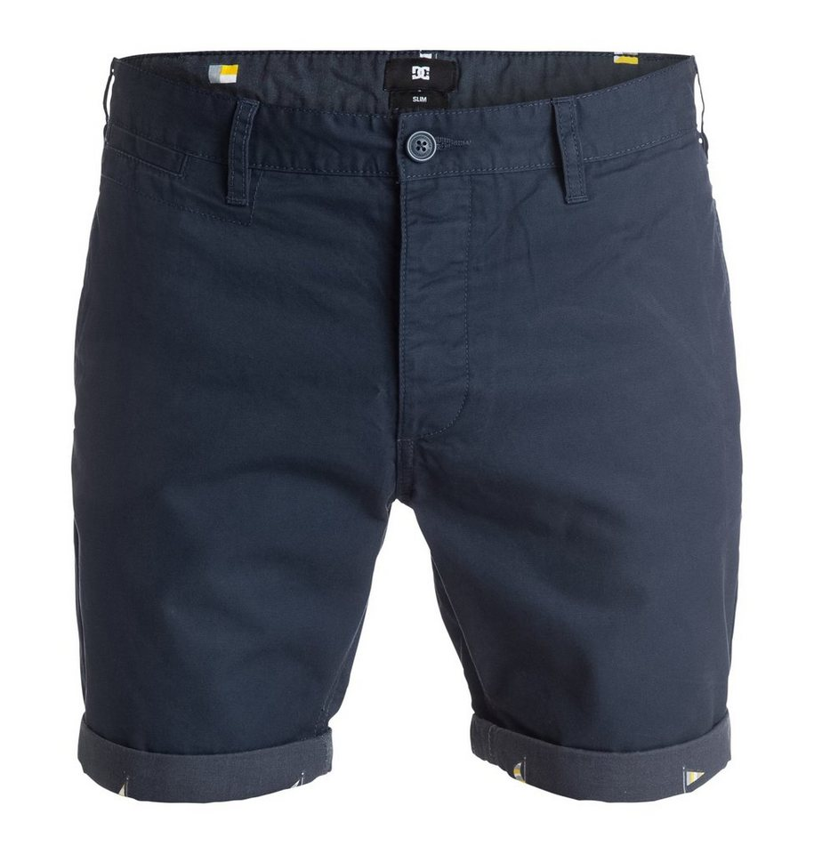 DC Shoes short »Beadnell« in blue iris