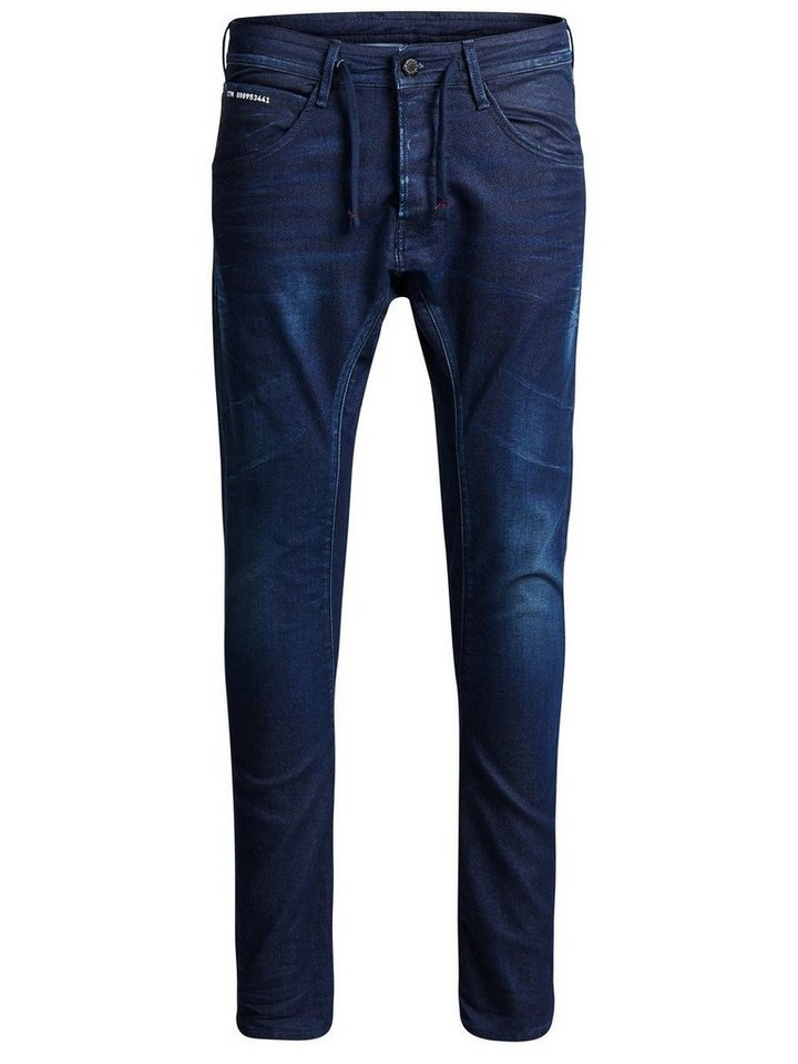 Jack & Jones Simon Clay BL 671 LID Regular fit Jeans in Blue Denim