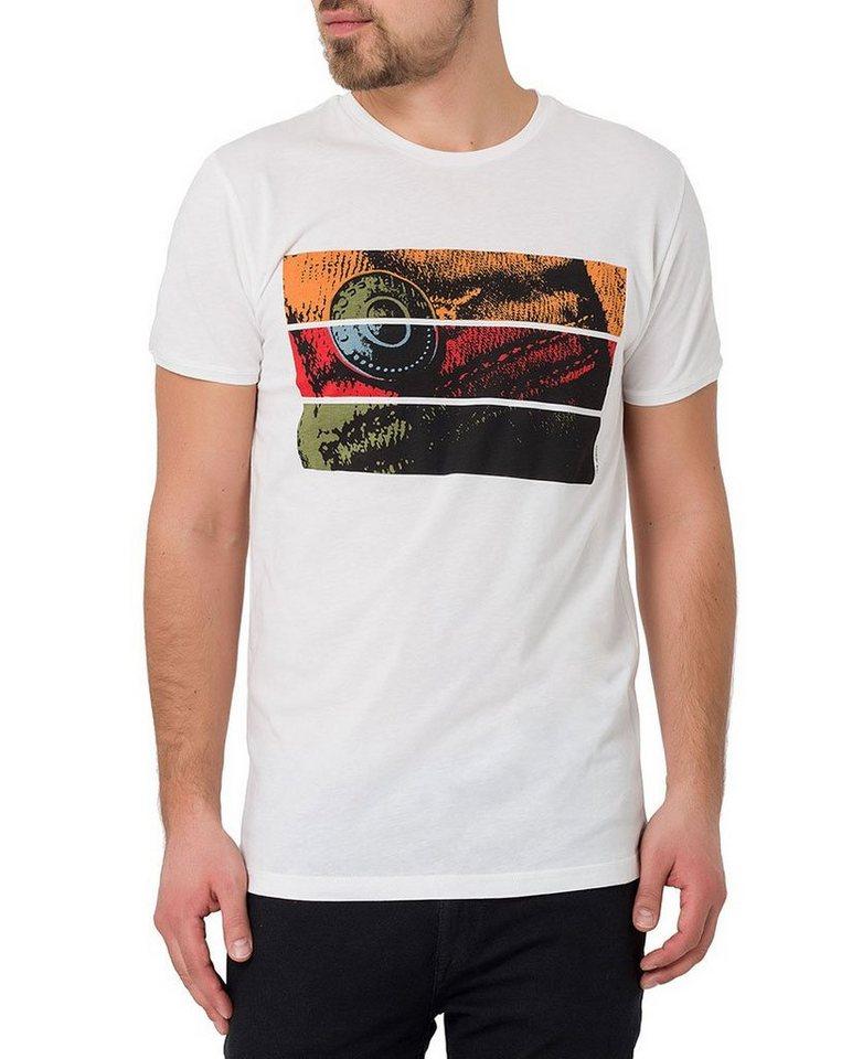 CROSS Jeans ® T-Shirt in ecru