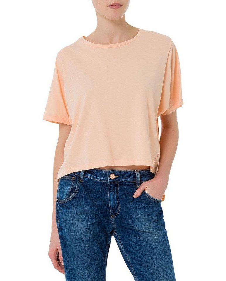 CROSS Jeans ® T-Shirt in fresh salmon