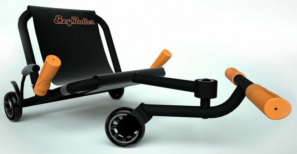 EzyRoller Cruiser, »Classic« in schwarz-orange