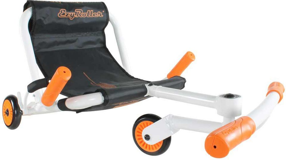 EzyRoller Cruiser, »Classic« in weiß-orange