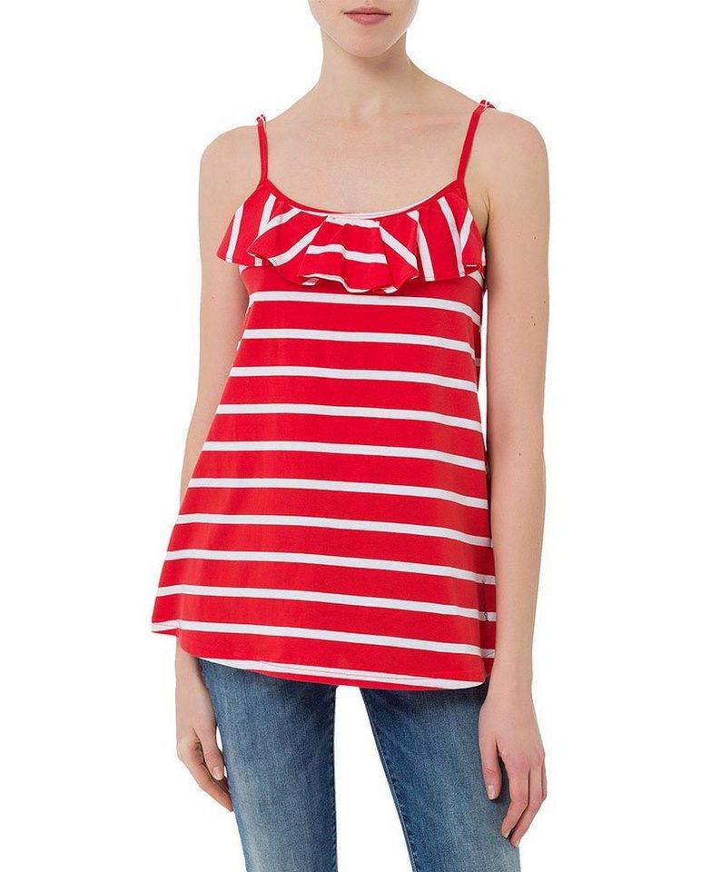 CROSS Jeans ® Top in vintage red