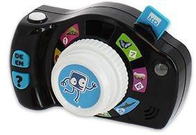 KD Kidz Delight, Spielzeugkamera mit Licht, »Tech Too Meine erste Kamera« in schwarz