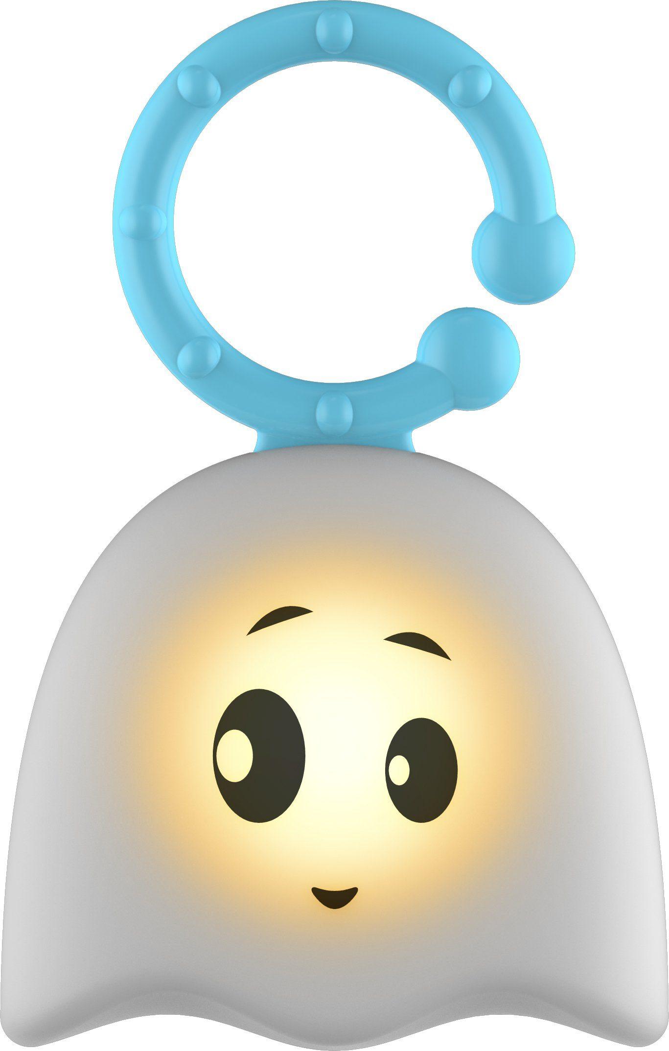 KD Kidz Delight, Rassel, Beißring und Nachtlicht mit Sound und Licht, »TinyBoo Baby Light«