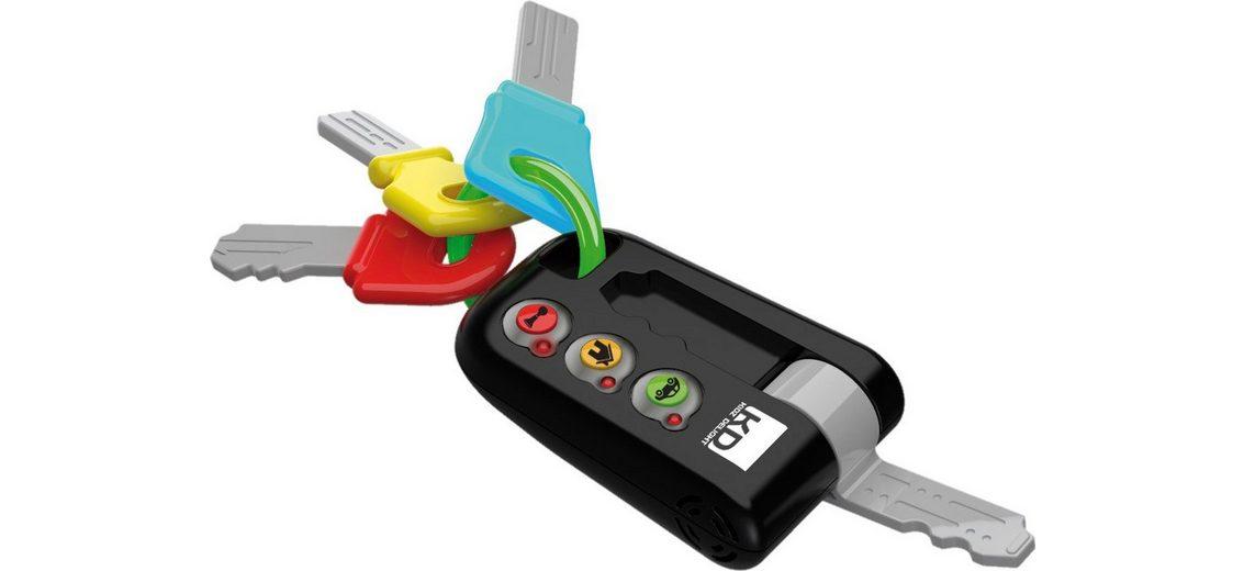 KD Kidz Delight, Schlüssel mit Licht und Sound, »Tech Too Meine ersten Schlüssel«