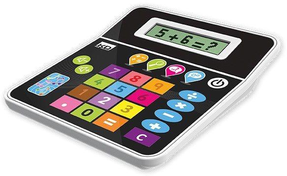 KD Kidz Delight, Taschenrechner mit Sprachfunktion für Kinder, »Tech Too Play'N'Learn Calculator«