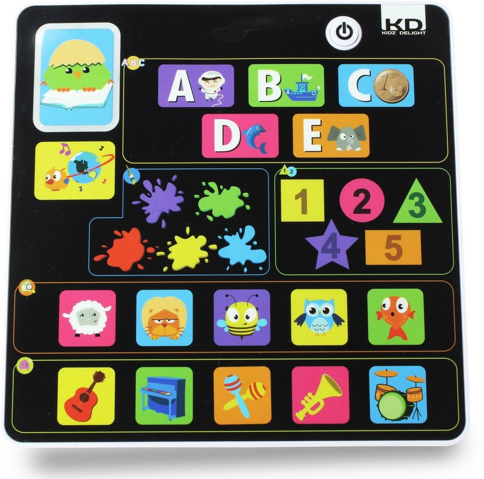 KD Kidz Delight, Kindertablet, »Tech Too Mein erster Tablet PC«