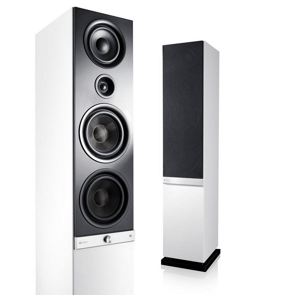 Raumfeld Stereo Lautsprecher »Stereo L« in Weiß
