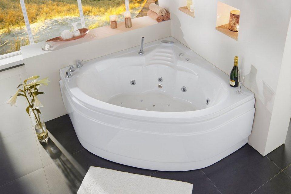 ottofond whirlpoolwanne st lucia b t h in cm 140 140 60 online kaufen otto. Black Bedroom Furniture Sets. Home Design Ideas