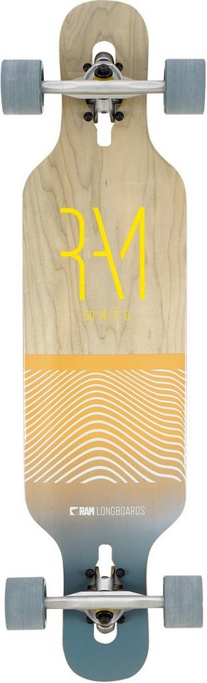Ram Longboard, »Okun« in mehrfarbig