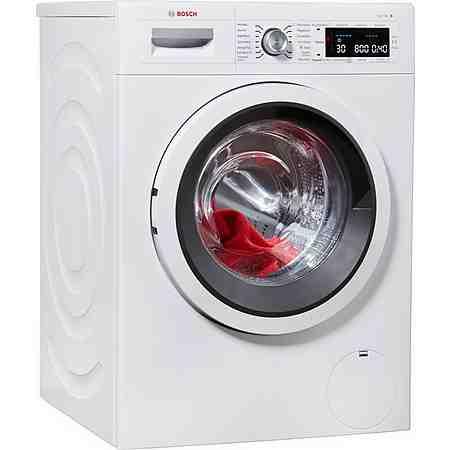 BOSCH Waschmaschine WAW285V0, A+++, 9 kg, 1400 U/Min