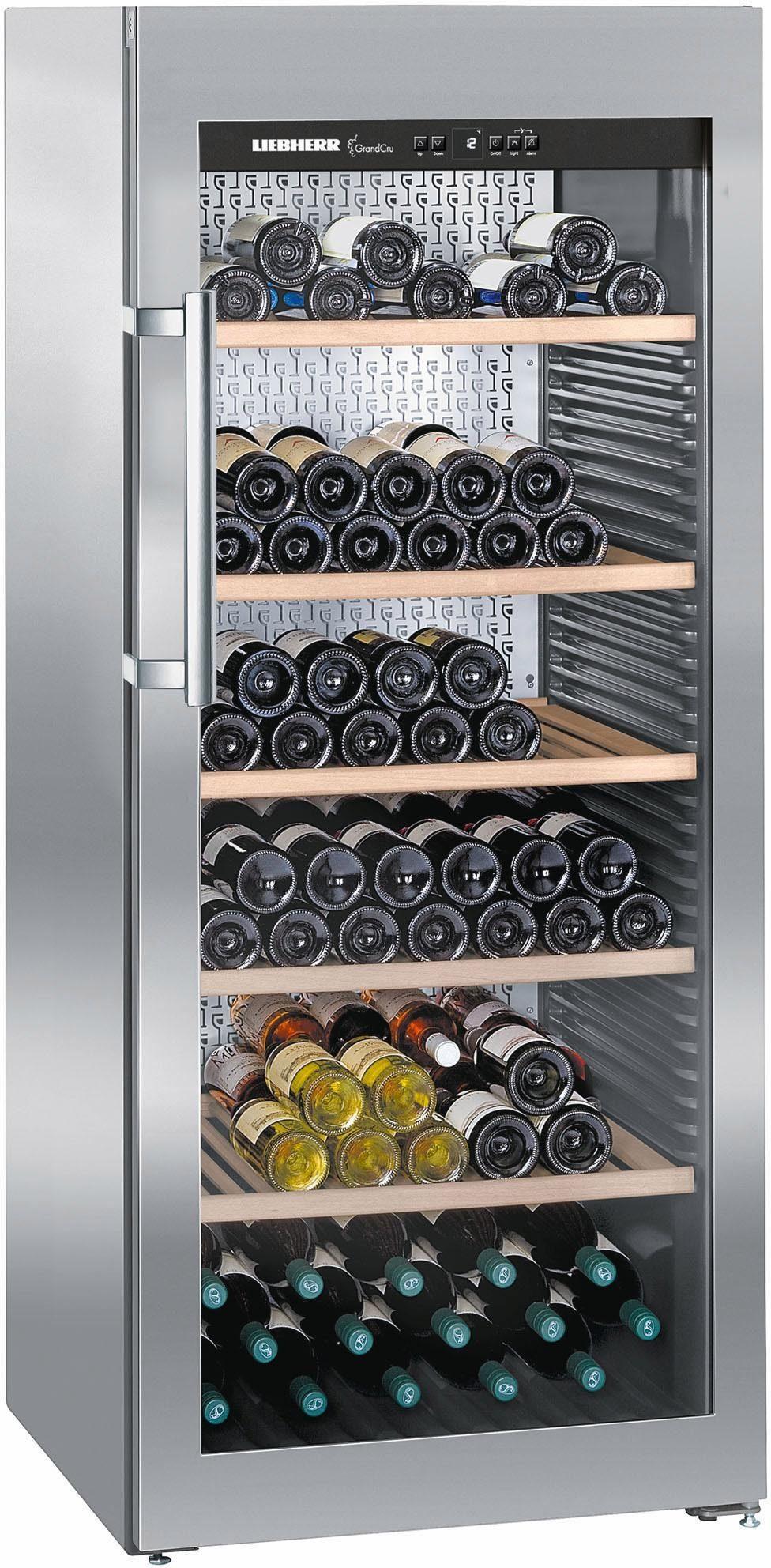 Liebherr Weinkühlschrank WKes 4552-21, A+, 165 cm hoch