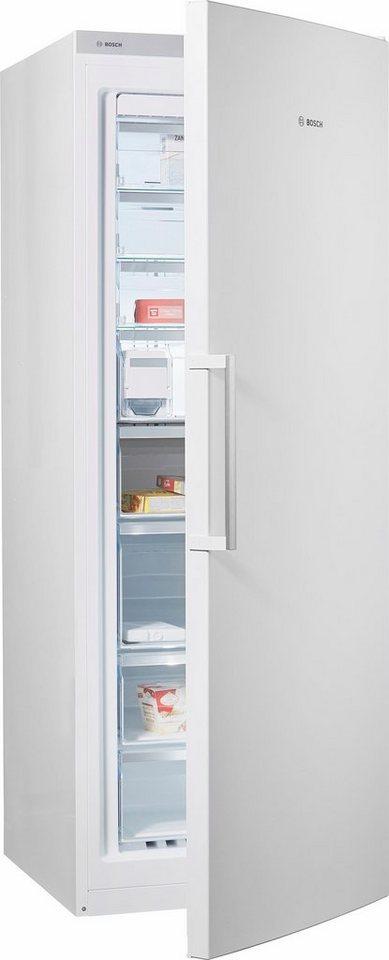 bosch gefrierschrank gsn58aw41 191 0 cm hoch 70 0 cm breit online kaufen otto. Black Bedroom Furniture Sets. Home Design Ideas