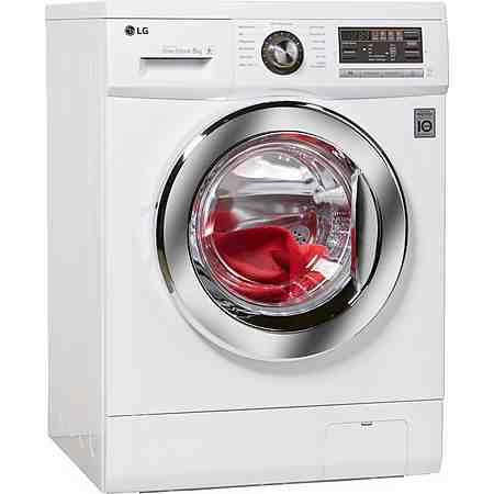 LG Waschmaschine F 1496 TDA3H, A+++, 8 kg, 1400 U/Min