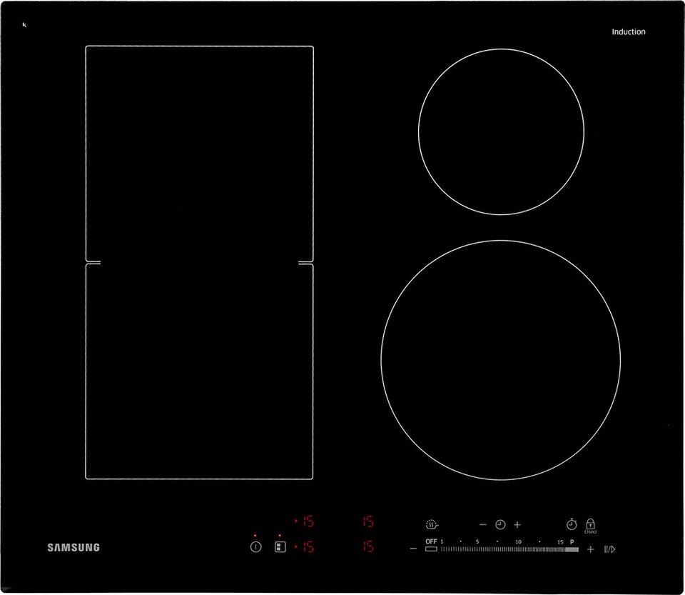 samsung flex induktions kochfeld anydish nz64k5747bk eg online kaufen otto. Black Bedroom Furniture Sets. Home Design Ideas